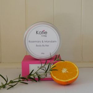 Layer your scent using body wash, lotion and body butter, use scents that complement one another by Katie Craig