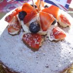 Summer Fruits Gateaux