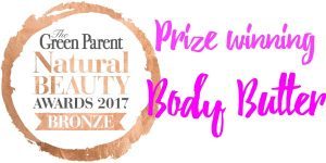 Body Butter winner