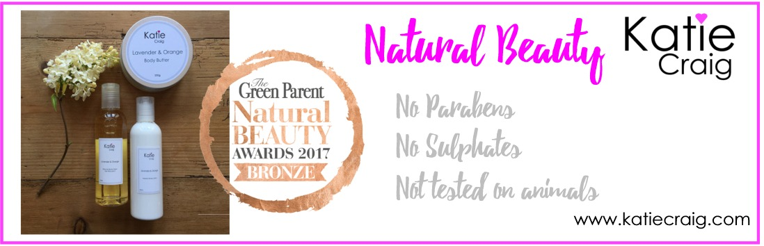 Award winning body butter Green Parent