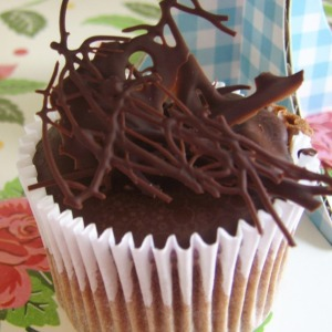 Very Chocolate cupcakes from Katie Craig