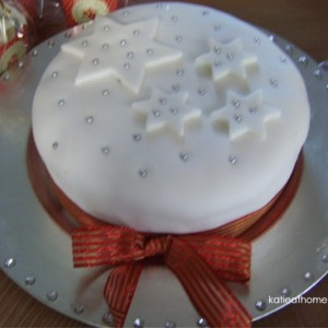 Christmas Cake by Katie Craig