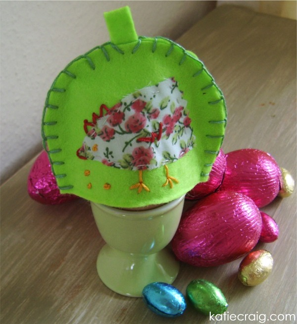How to Make an Easter Egg Cosy