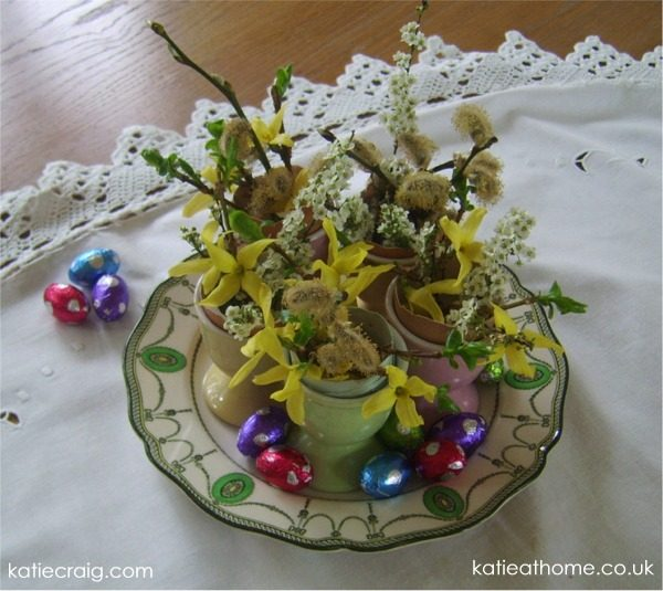 Simple Ideas for Easter Flowers