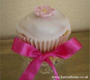 Mothering Sunday Cupcakes by Katie Craig