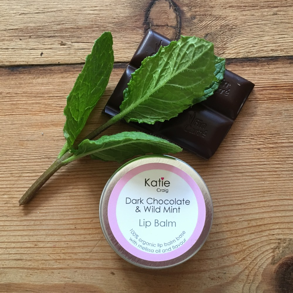 Lip Balm Dark Chocolate & mint